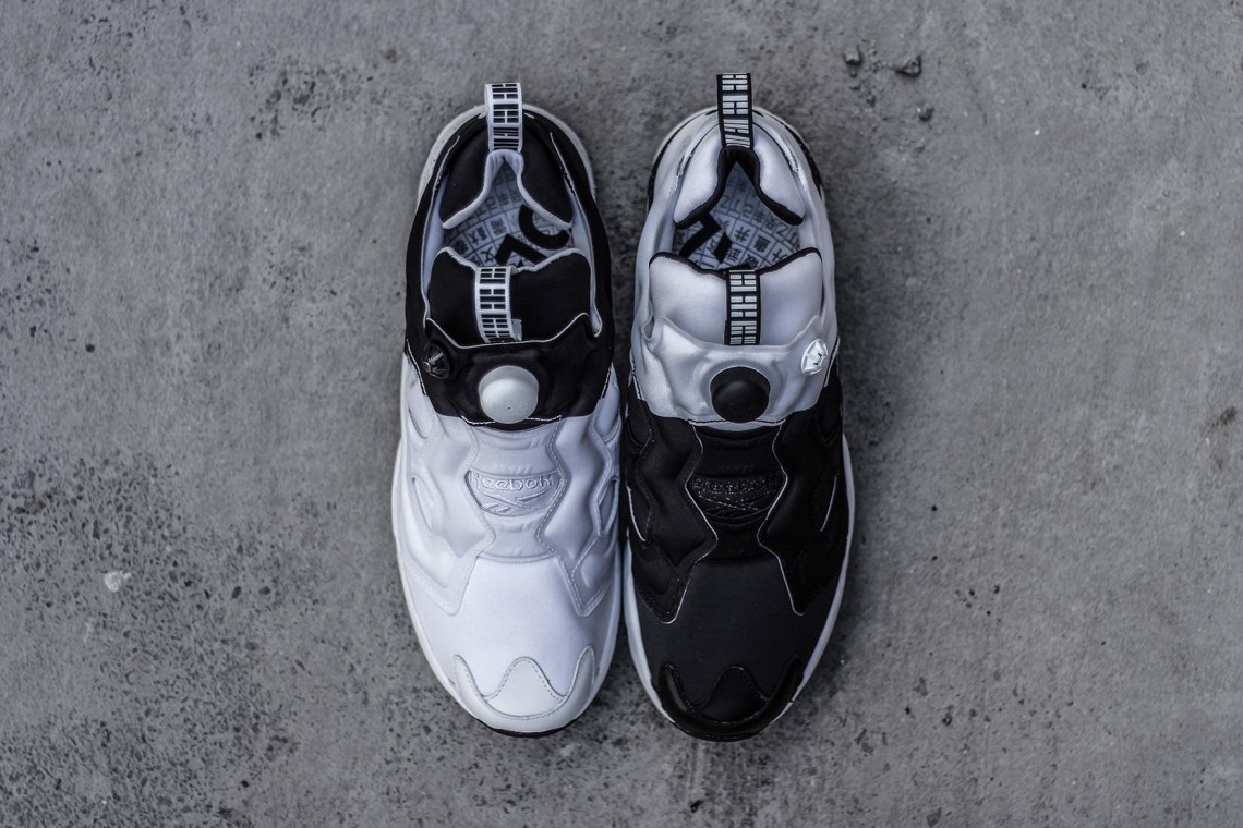 b27f5caa8da4 DEAL Partners With Reebok for Color Blocked Instapump Fury