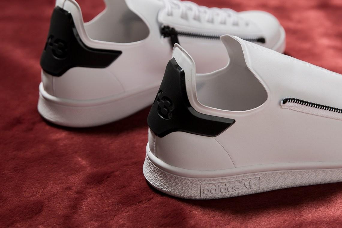 premium selection f622a fdfa8 adidas Y-3 Stan Smith Zip Gets a New Colorway | Nice Kicks