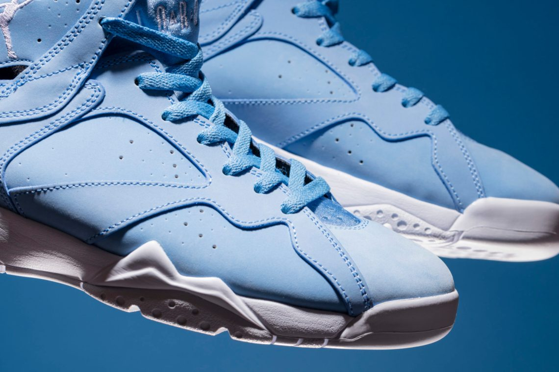 "hot sale online 05342 090f8 Air Jordan 7 ""Pantone"" ..."