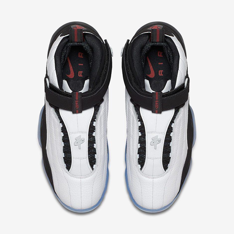 Nike Air Penny 4 White True Red    Release Date  307e226ce