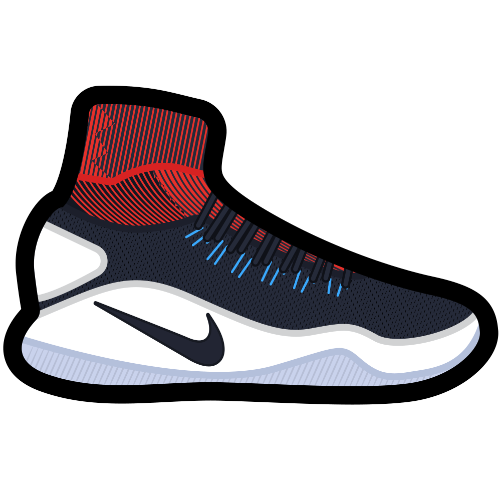 9544ce14690e When Paul George Flipped the Switch    Nike Hyperdunk 2016 Elite ...