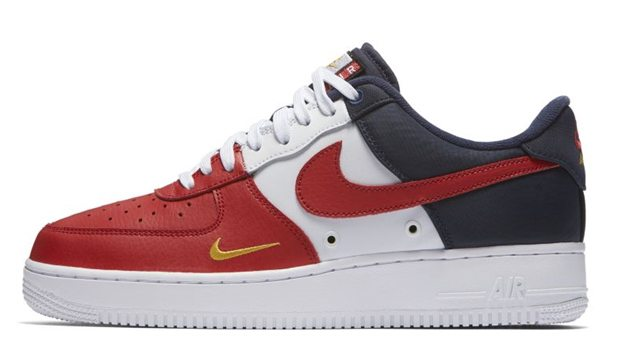 Nike Air Force 1 Low Mini Swoosh