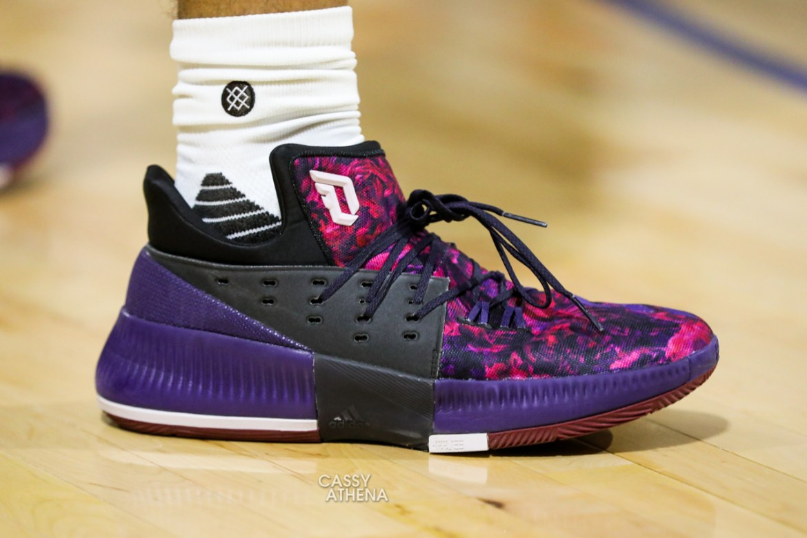 unreleased adidas D Lillard 3