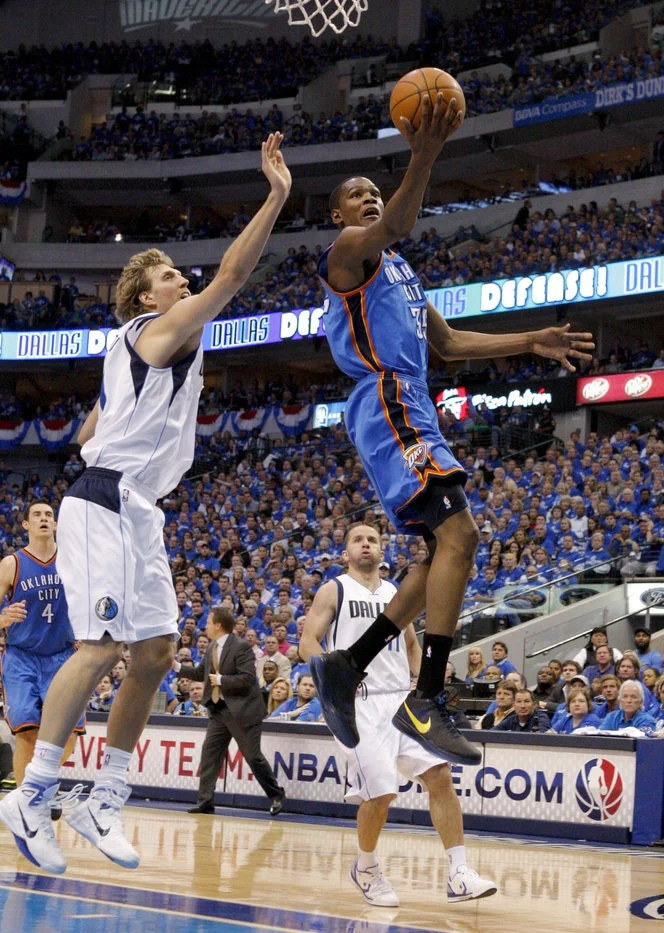 e4747a1d14995c When Kevin Durant Flipped the Switch    Nike KD 3   KD 4