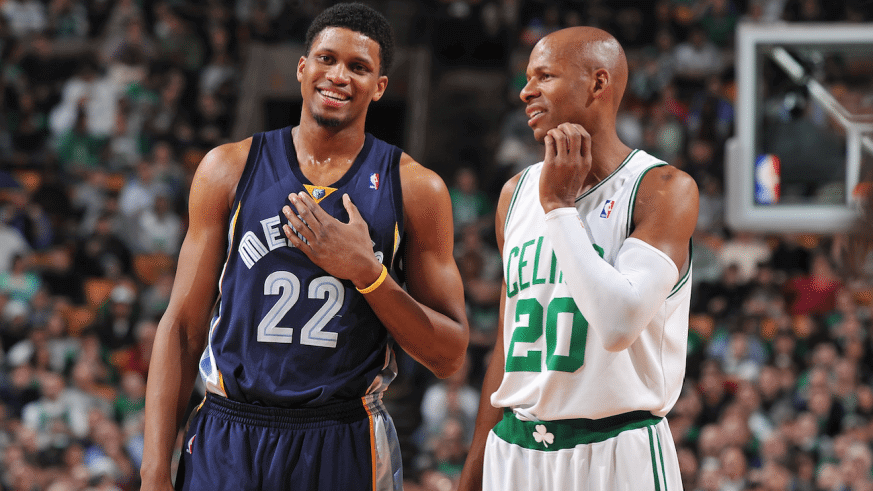 4c023af4aafa Ray Allen Once Refused to Give Rudy Gay his Air Jordan 11 PEs Nice Kicks ...