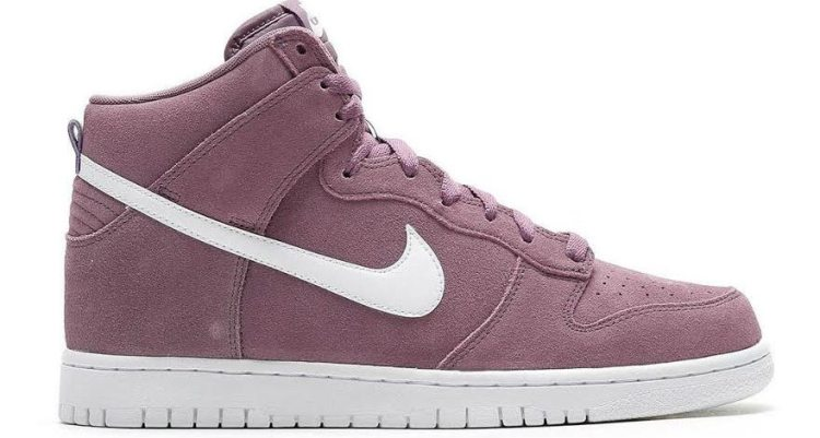 "Nike Dunk High ""Violet Dust"""