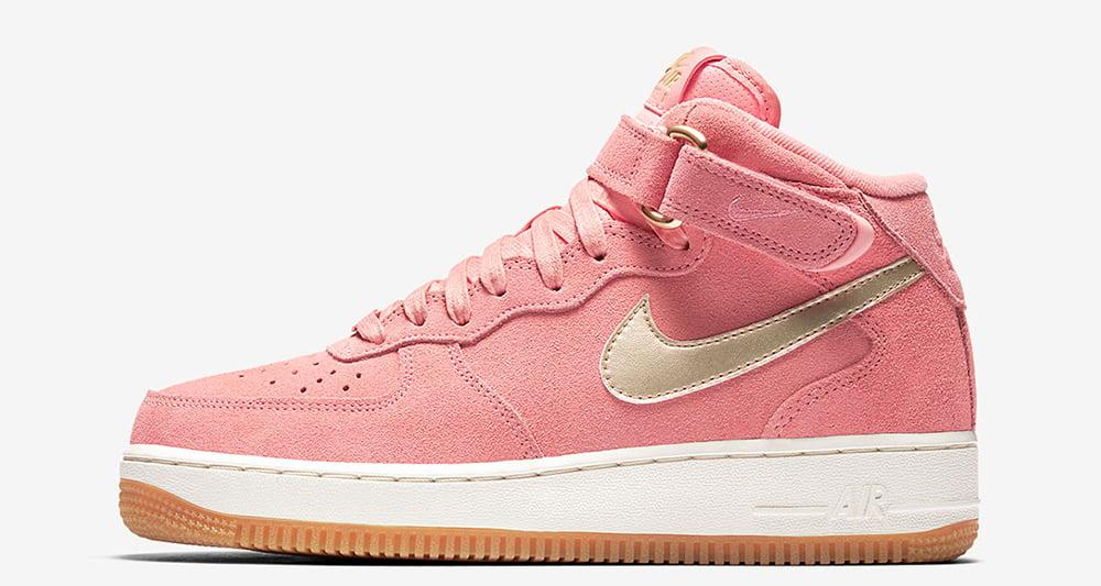 bb1f47e0123ba Nike Air Force 1 Mid