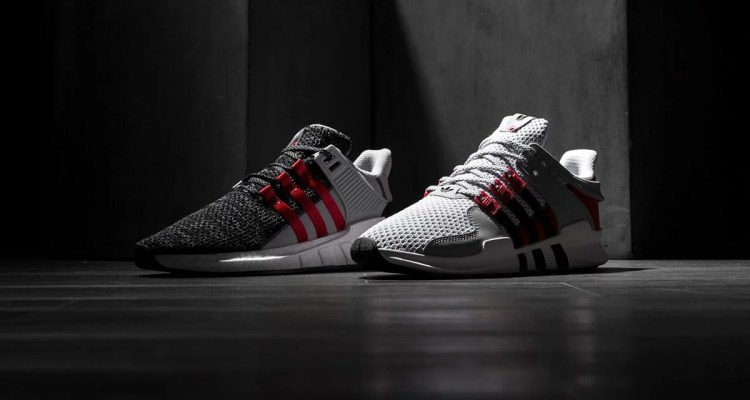 "Overkill x adidas EQT ""Coat of Arms"" Pack"
