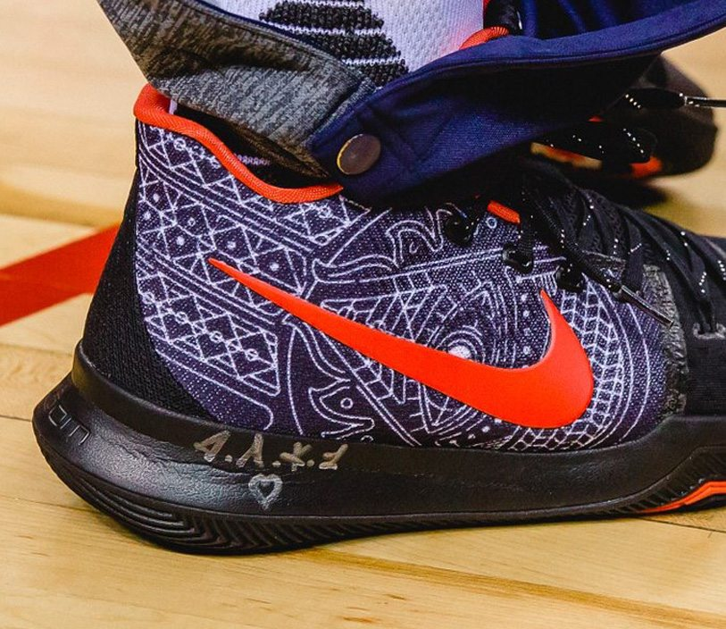 Kyrie Irving S Newest Nike Shoe Is Inspired By His Hamsa Hand