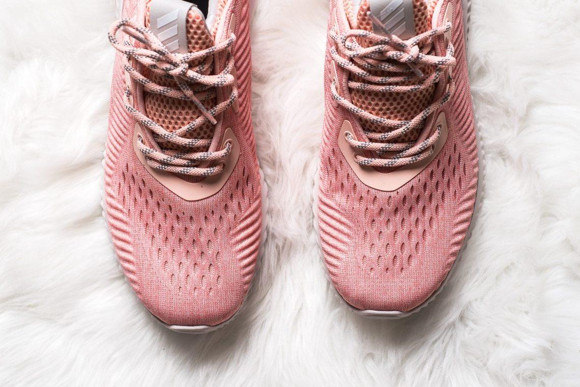 "f803b51b7 adidas AlphaBOUNCE ""Pink"" adidas AlphaBOUNCE"