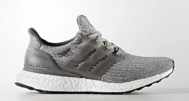 "adidas Ultra Boost 3.0 ""Four Grey"""