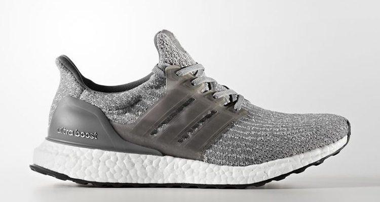 """adidas Ultra Boost 3.0 """"Four Grey"""""""