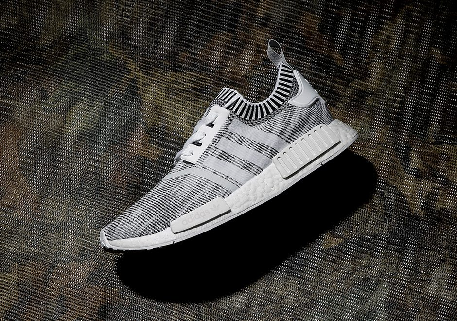 e973128766179 adidas NMD R1 Primeknit Drops in New Colorways This Week