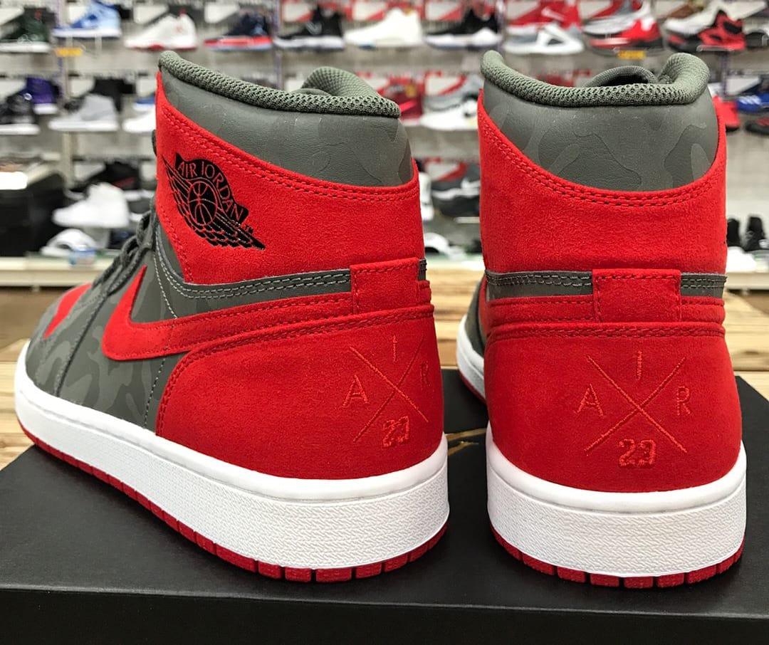 "Air Jordan 1 ""Camo"" Pack"