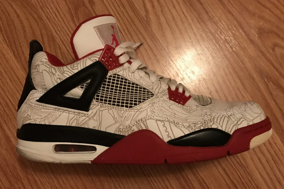"Air Jordan 4 Laser ""Fire Red"" Pack"