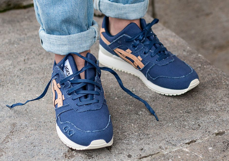 asics gel lyte 3 denim