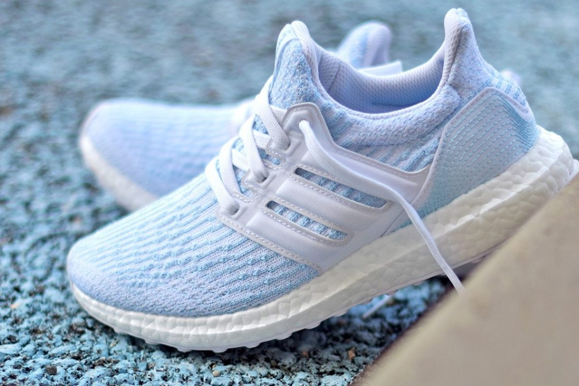 "Parley x adidas Ultra Boost 3.0 ""Ice Blue"""