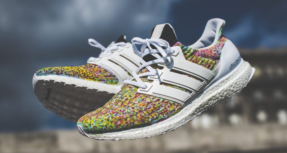 "adidas Ultra Boost ""Confetti"" Custom"