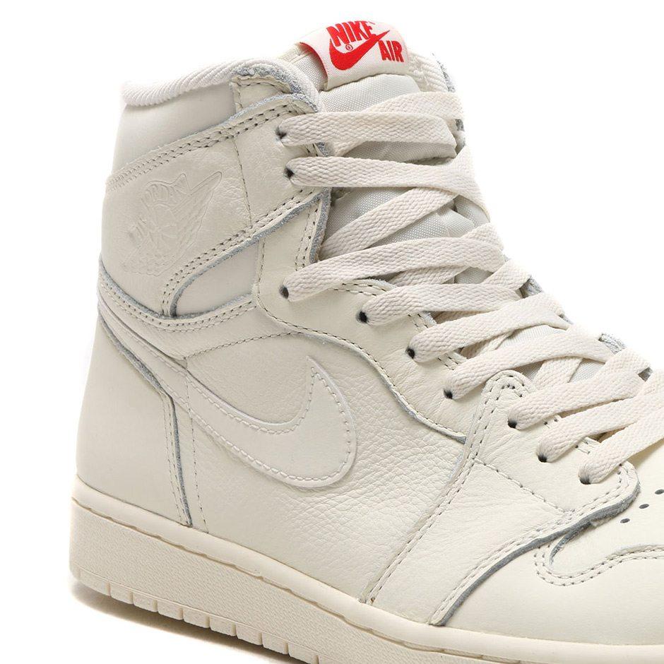 """Air Jordan 1 High """"Sail"""""""