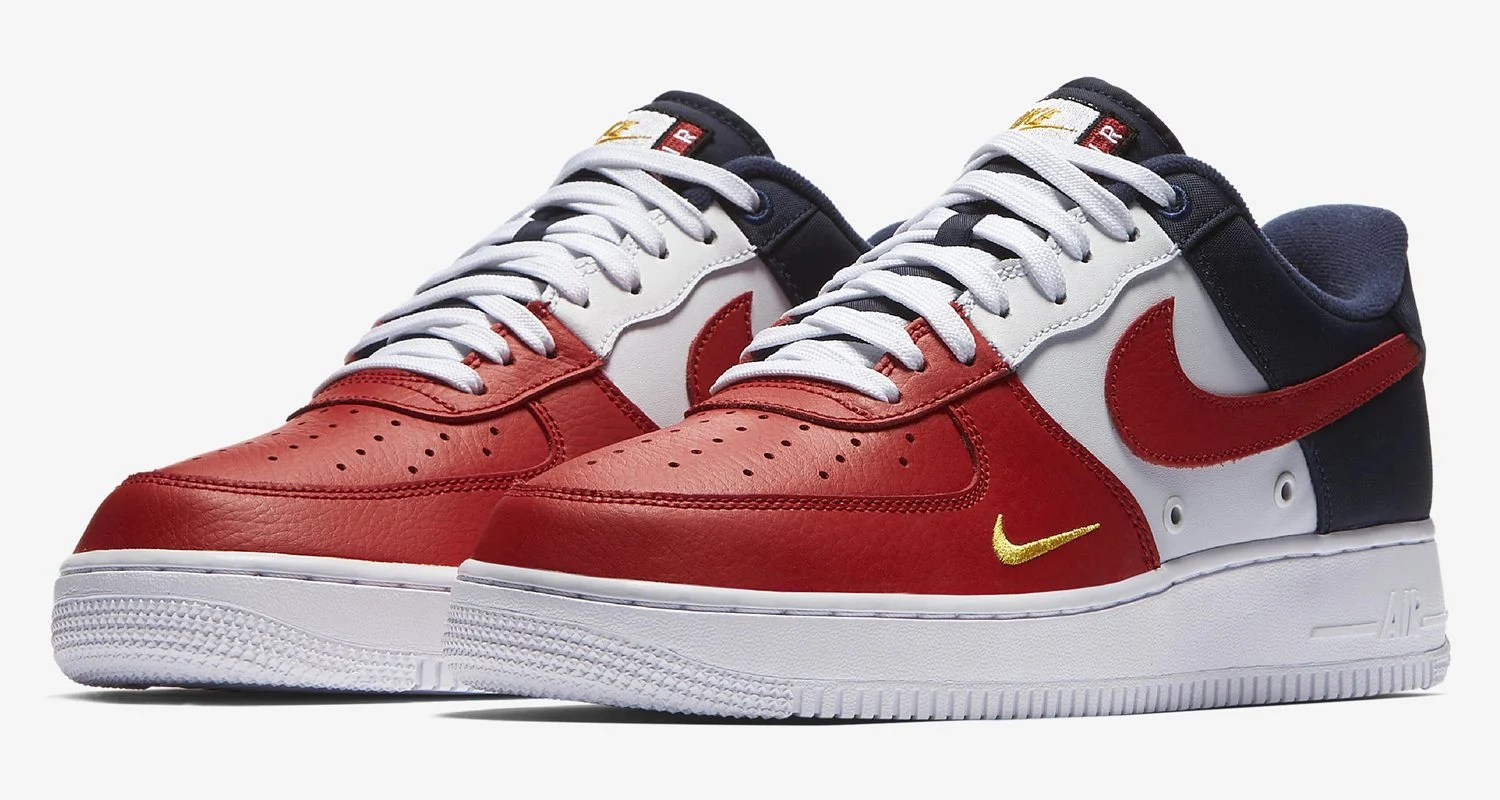 more photos 2b38b c763a ... colors e6553 d006d  where can i buy usa nike air force 1 low mini  swoosh releases this summer 2db7c