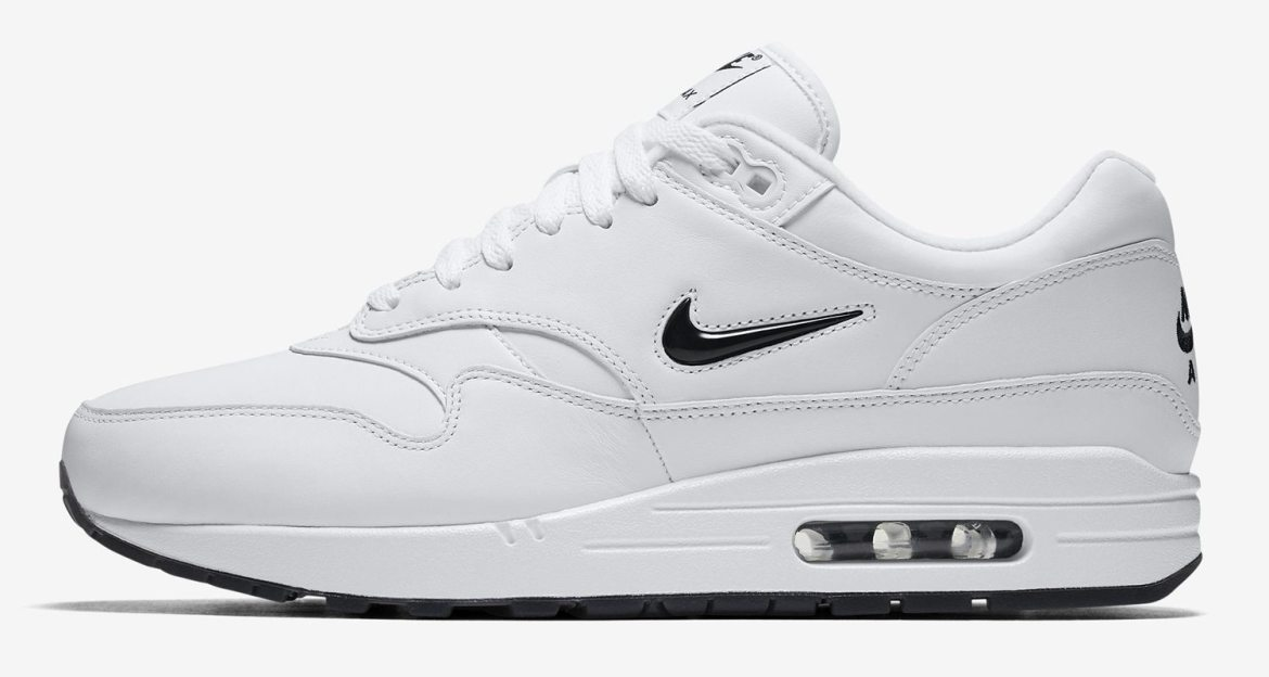Nike Air Max 1 Premium SC Jewel White/Black