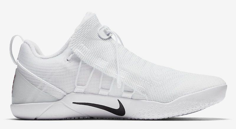finest selection 98c2a ee2a3 ... Nike Kobe A.D. White Black