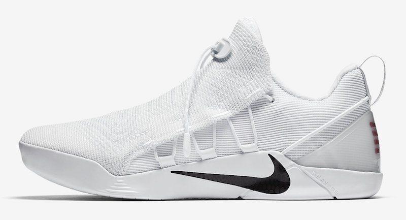 Nike Kobe A.D. White/Black