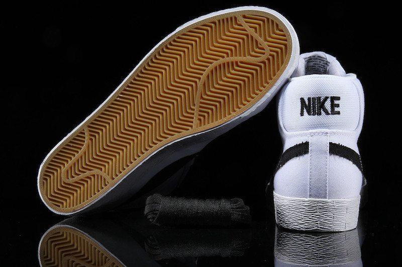 "d1c4eb8c906 Nike SB Zoom Blazer Mid ""White Gum"" Nike SB Zoom Blazer Mid"