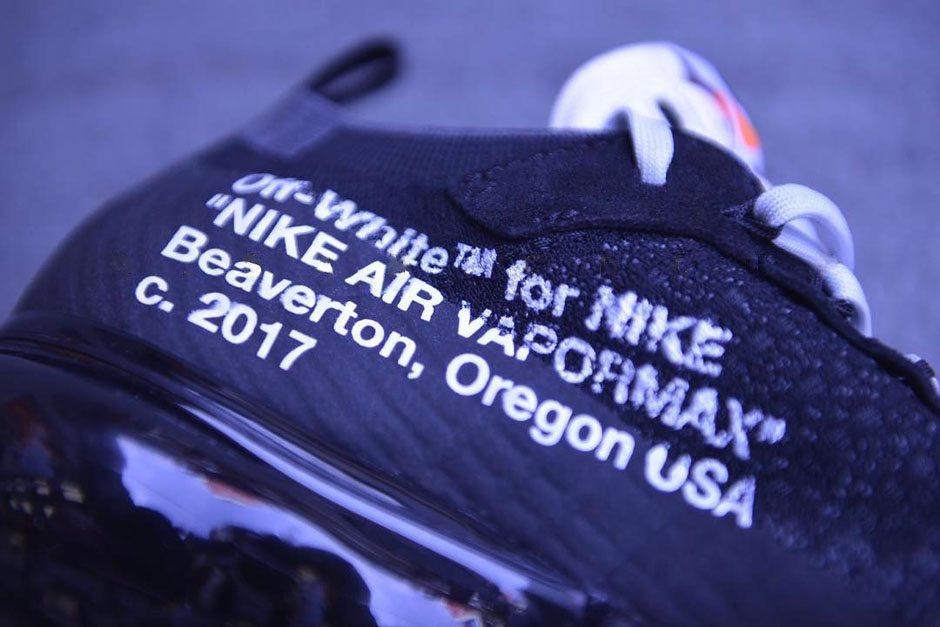 Off-White x Nike Air VaporMax
