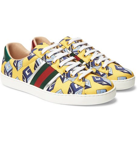 a2c3608fa1f For those looking to step out into the limelight amongst the sea of  traditional Gucci Ace s in the streetwear scene