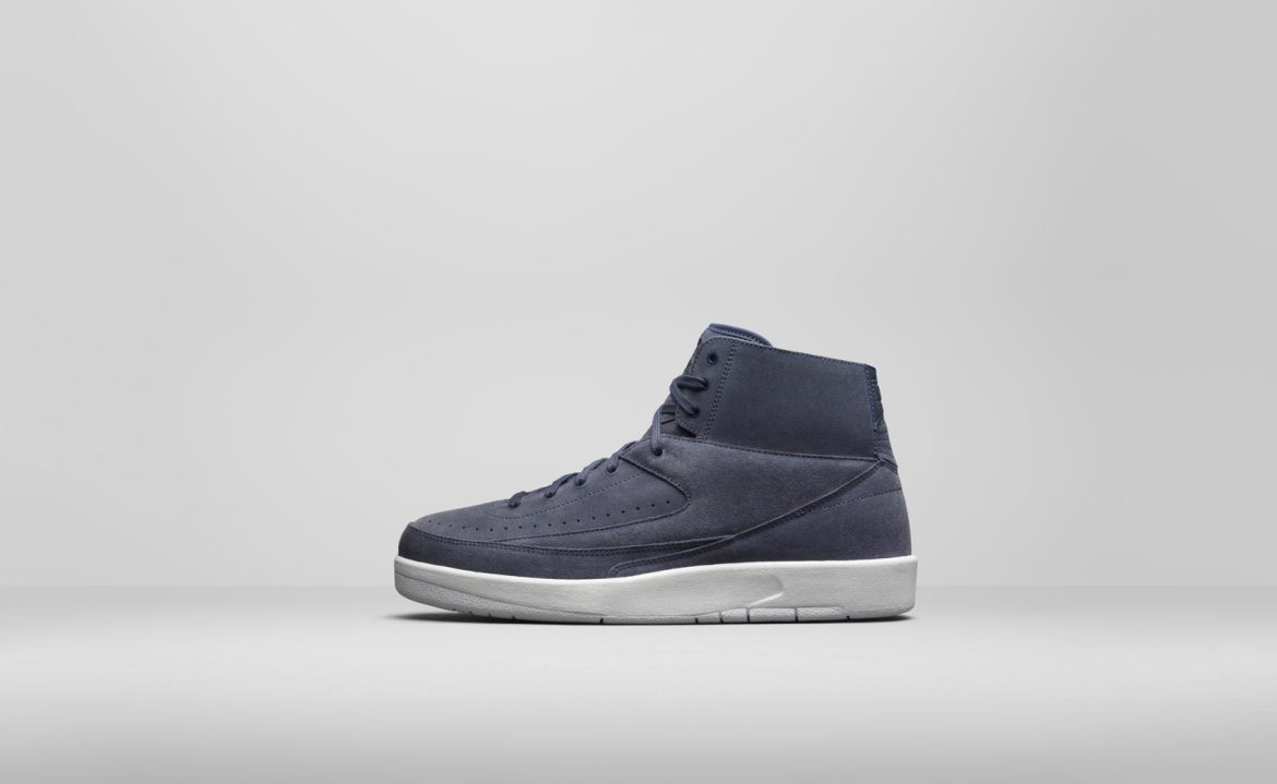"Air Jordan 2 Decon ""Navy"""