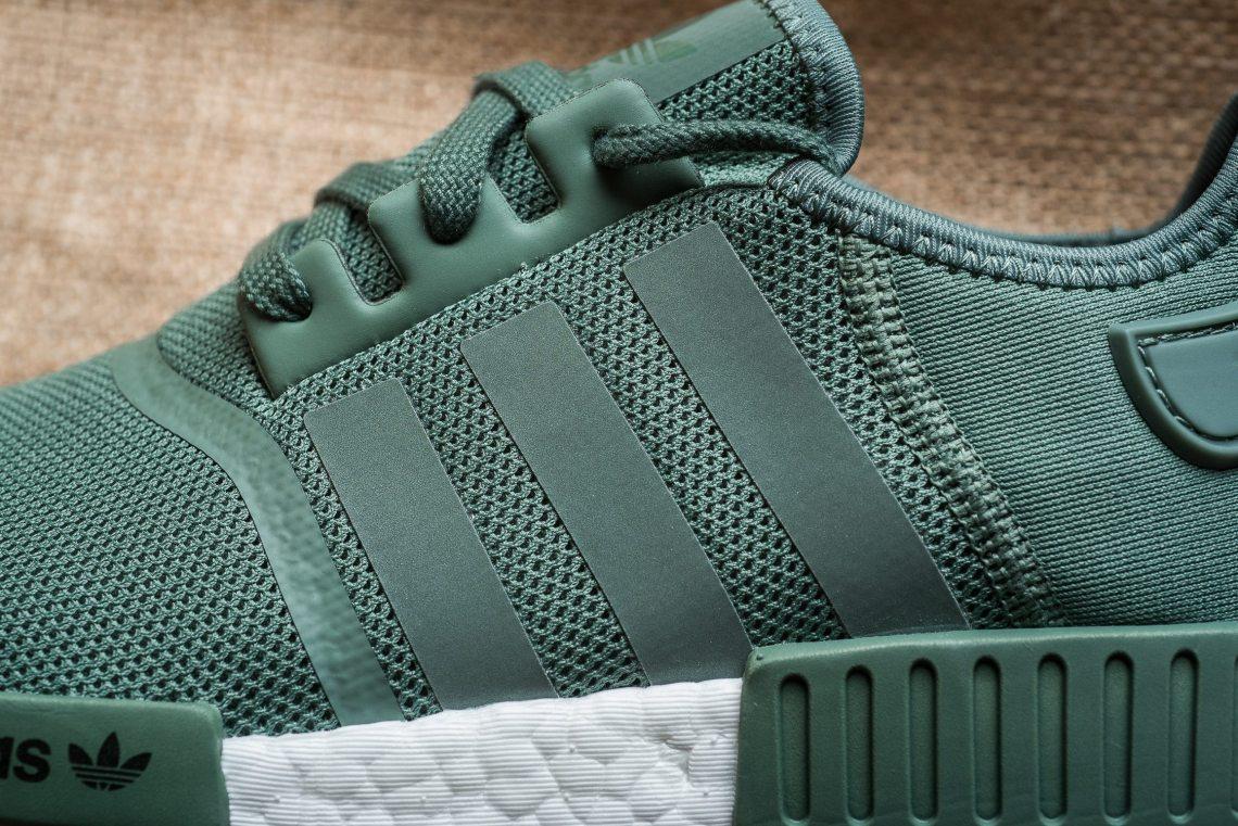 "adidas NMD R1 ""Trace Green"""