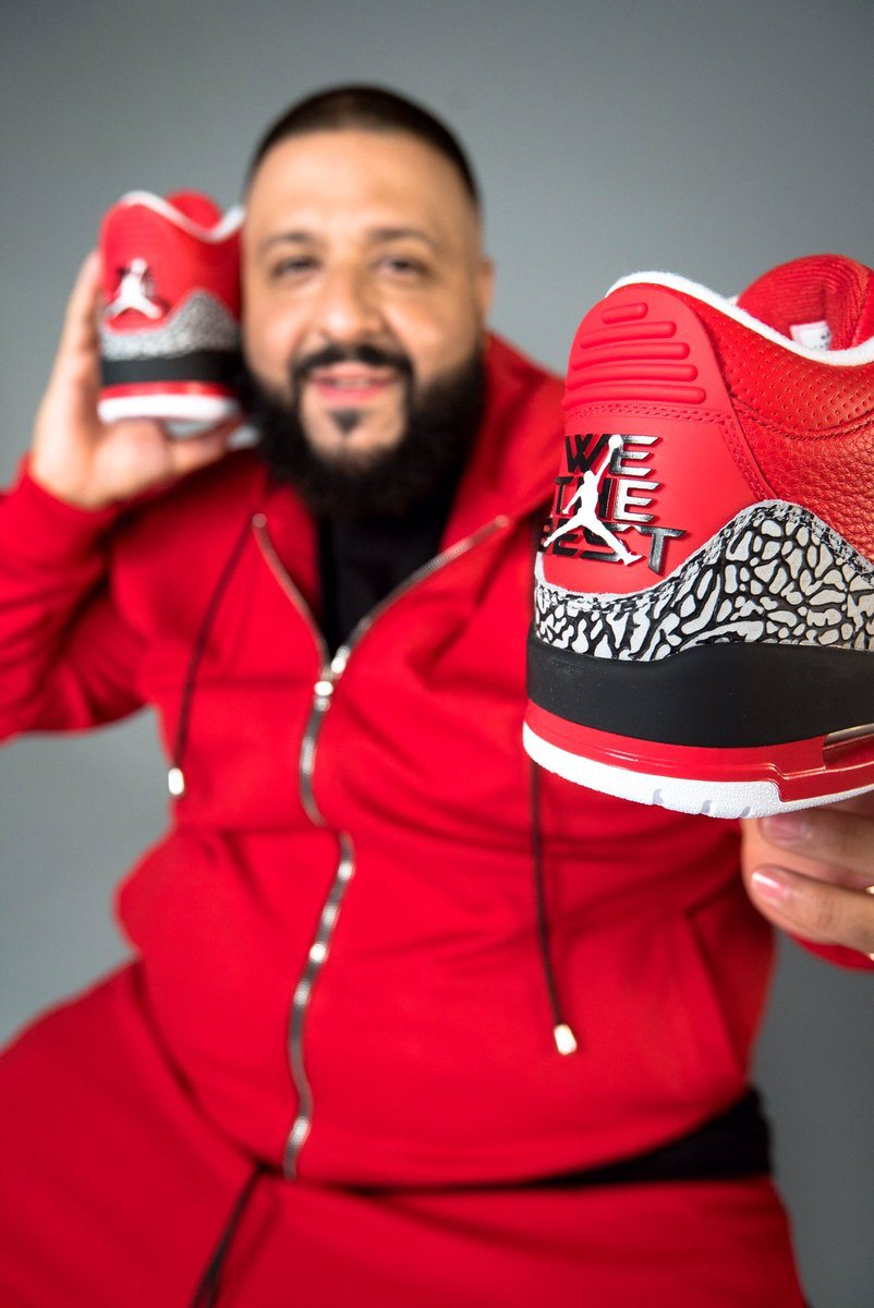 51c61035d78905 DJ Khaled x Air Jordan 3