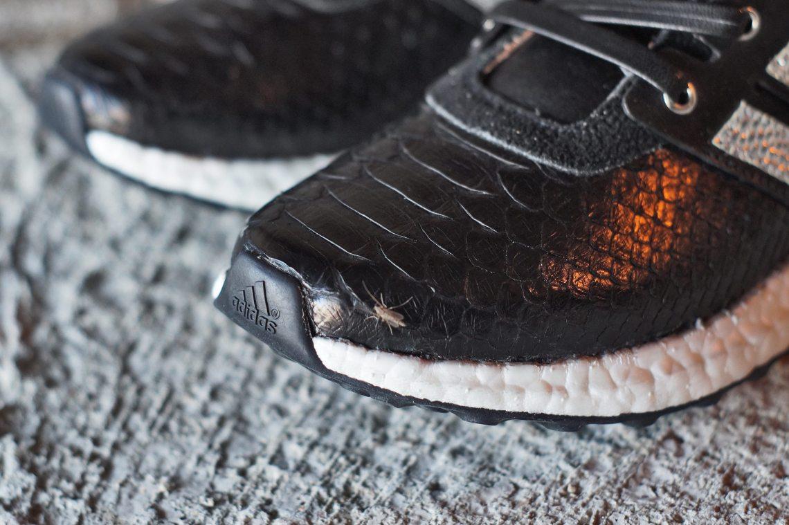 """adidas Ultra Boost """"Python"""" Custom by JBF Customs"""