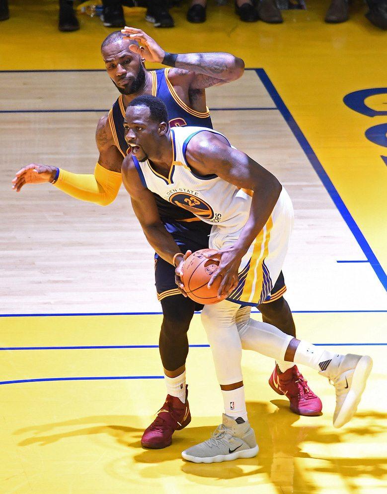 e7facb0fd0d Kicks On Court    NBA Finals Game 1 Sneaker Recap