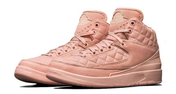 "Just Don x Air Jordan 2 ""Arctic Orange"""