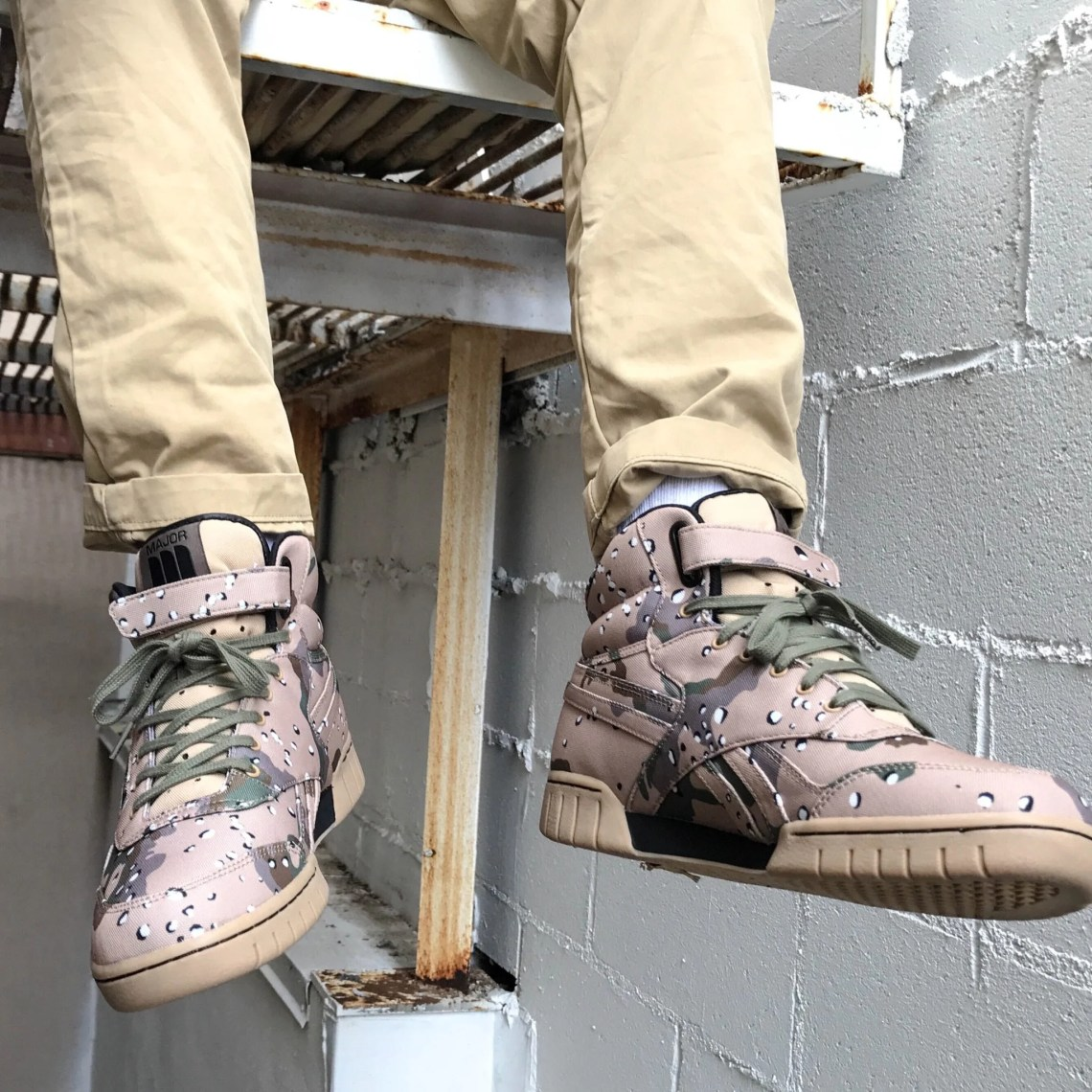 3bd6172bce174 MAJOR x Reebok Ex-O-Fit Hi CN Launches this Weekend