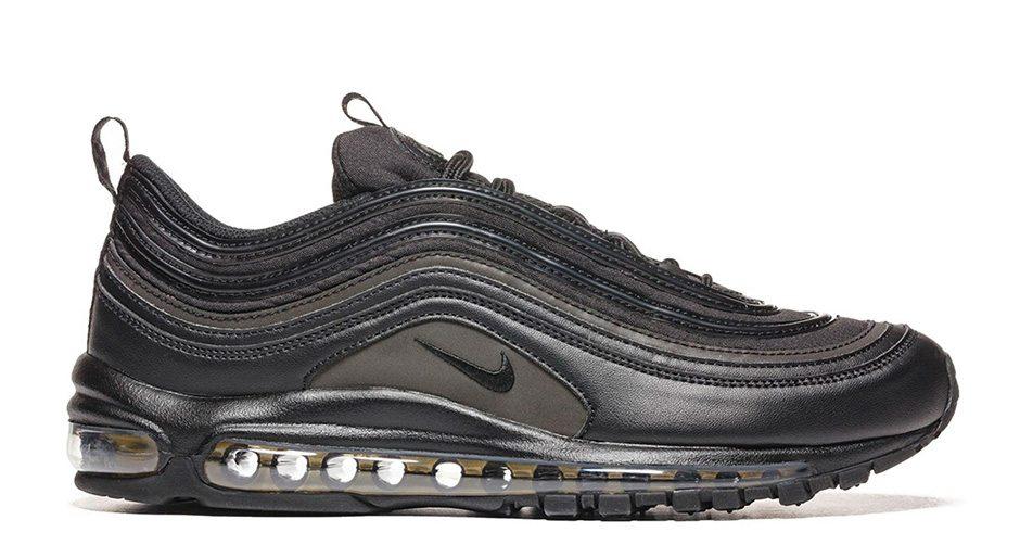 "Nike Air Max 97 ""Triple Black"""