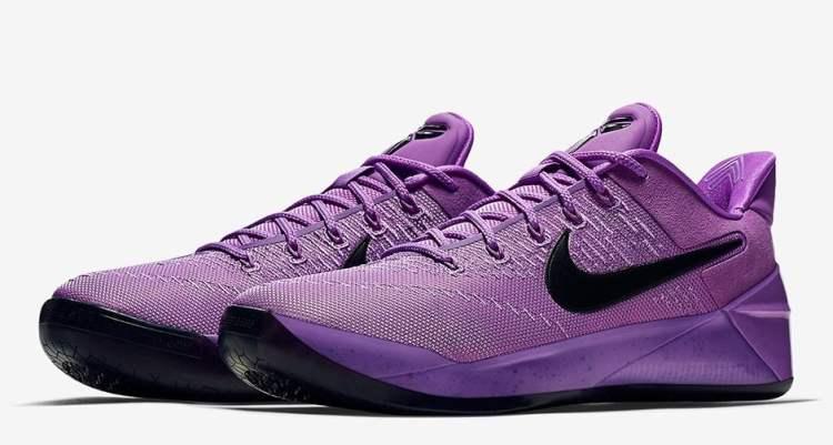 """Nike Kobe A.D. """"Purple Stardust"""""""