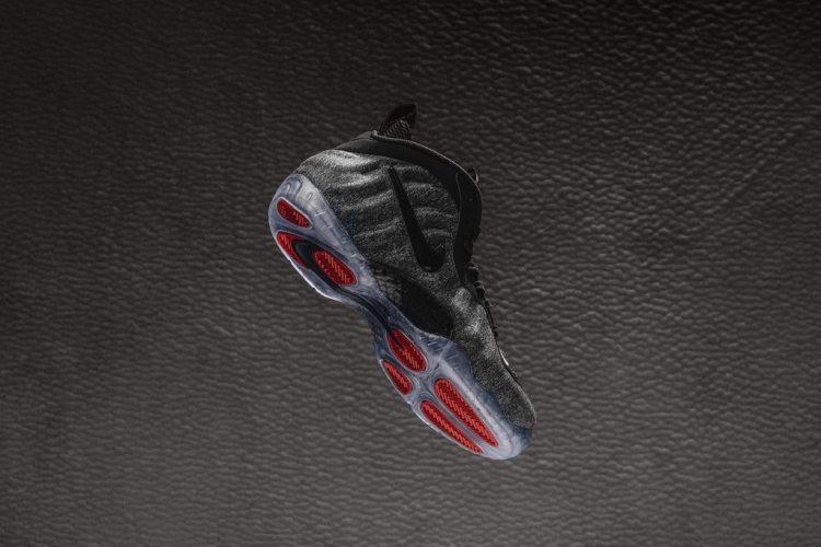 """Nike Air Foamposite Pro """"Tech Fleece"""""""
