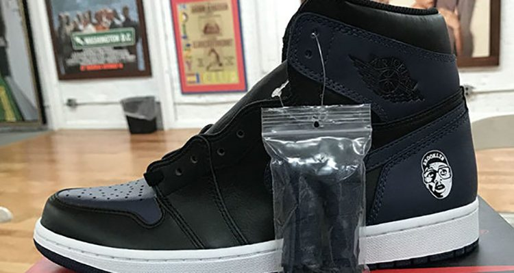 Spike Lee x Air Jordan 1 bf67dc734c