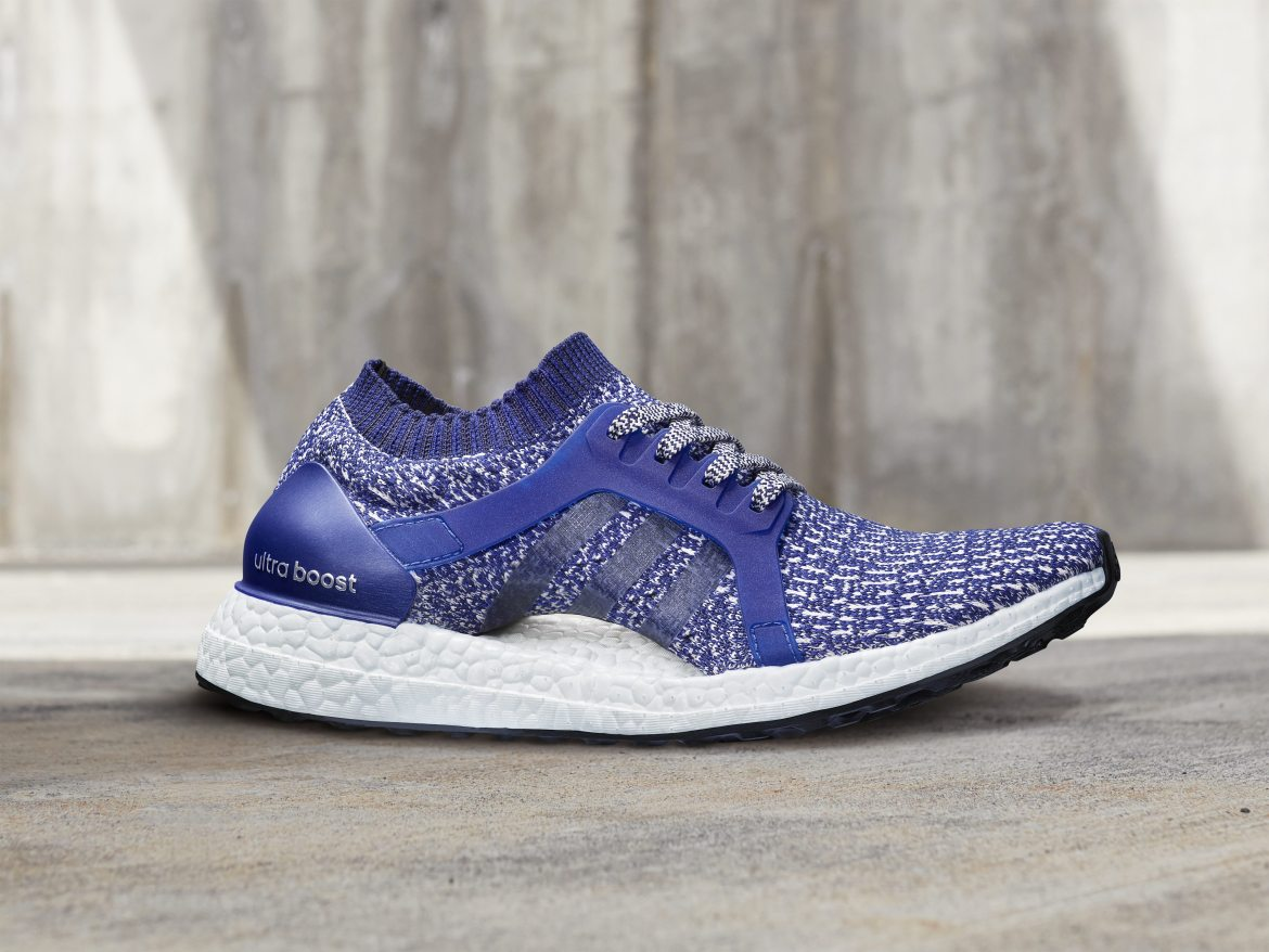 "adidas Ultra Boost X ""Mystery Blue"""