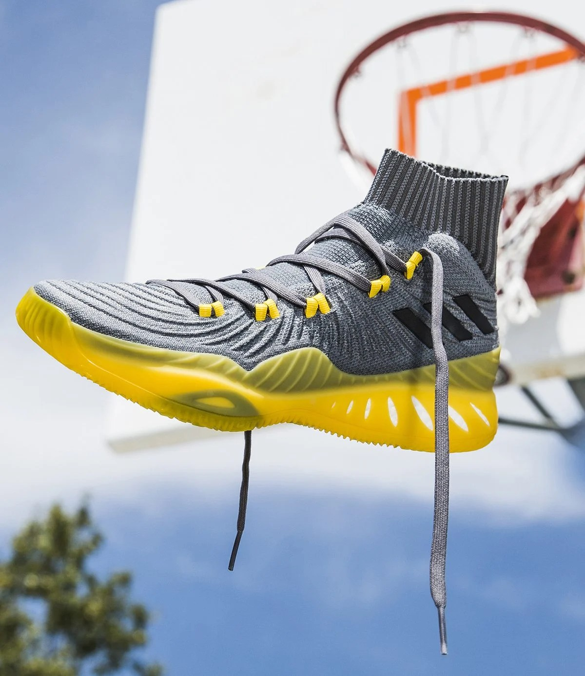 finest selection 1770c 77039 Interview    Inside The adidas Crazy Explosive  17 Design With Jesse  Rademacher