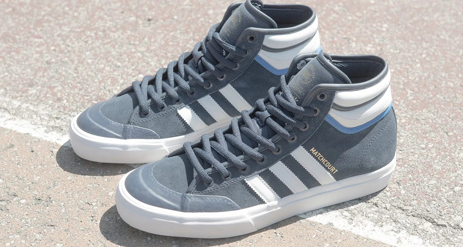 62a1a460911ea6 adidas Skateboarding to Release Limited Edition Matchcourt High RX2 ...