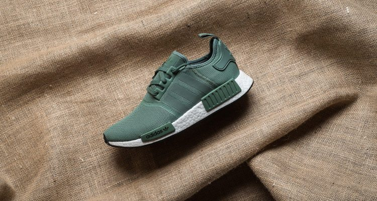 "adidas NMD R1 ""Trace Green"""