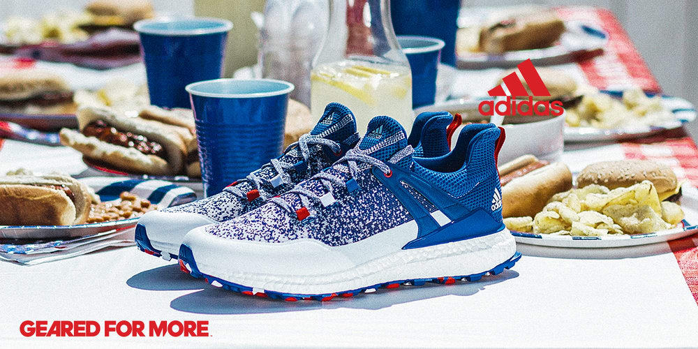 "adidas Golf ""Red White and Blue"" Pack"