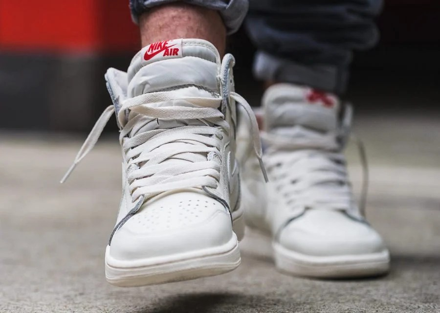 8ace089a8ff7 Take an On-Foot Look at the Air Jordan 1 Retro High