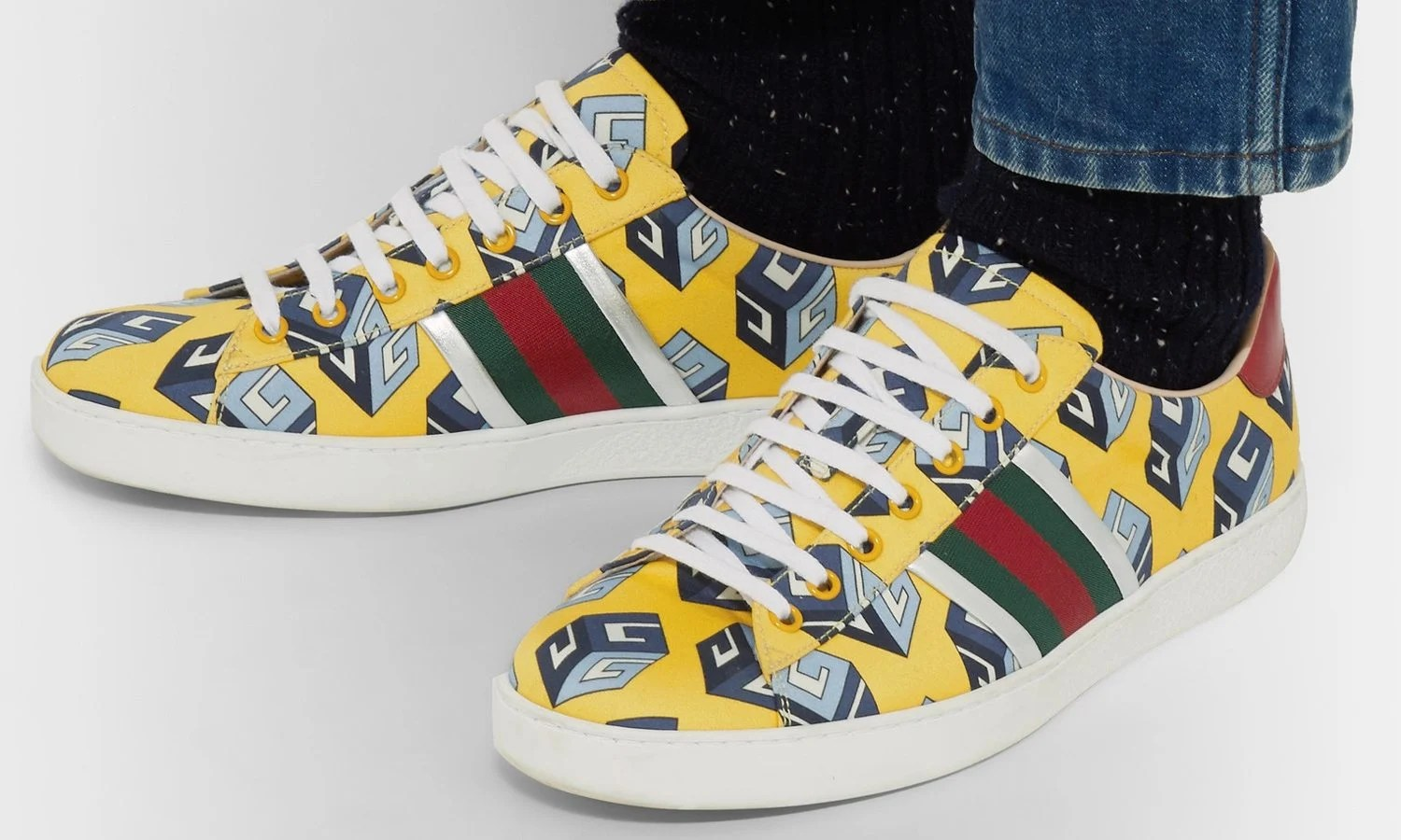 59f1caad9 Gucci Partners with MR. PORTER on the Ace for an Online Exclusive ...