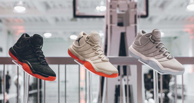 fdedaa233e4f07 Jordan Brand Debuts Super.Fly 6 with REACT Cushioning