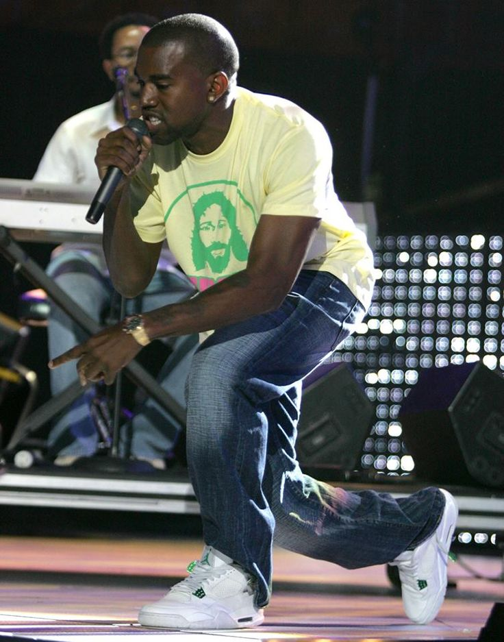dcde15dab59 ... discount black cement kanye west in the air jordan 4 classic green  63f45 f59c9